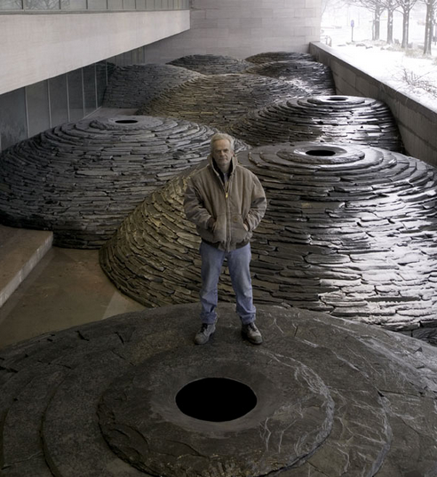 Quot Roof Quot Andy Goldsworthy February 2005 Photo By Lee